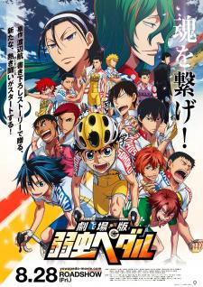 Yowamushi Pedal Movie Vostfr