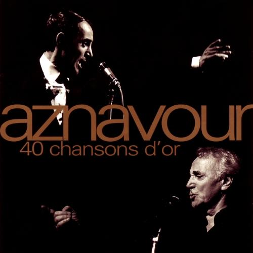[Multi] Charles Aznavour - 40 Chansons D'or (Flac)