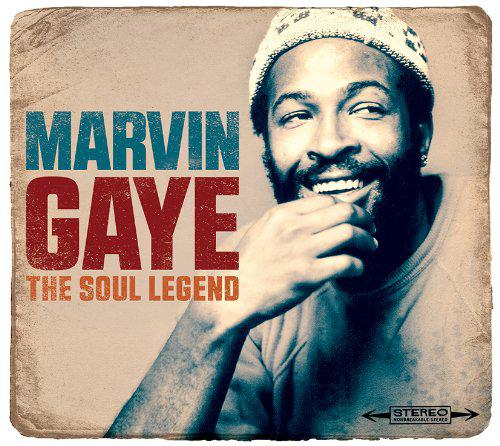 Marvin Gaye - The Soul Legend (2014)