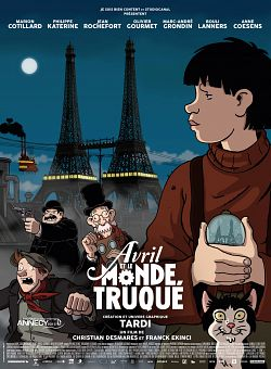 Avril et le monde truqué - FRENCH BDRip