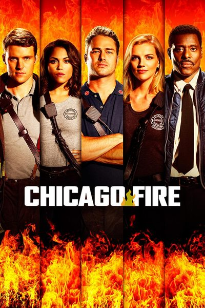 Chicago Fire - Saison 5 [COMPLETE] [22/22] FRENCH | Qualité HD 720p