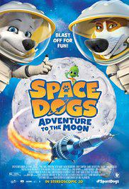 Space Dogs Adventure to the Moon (Vo)