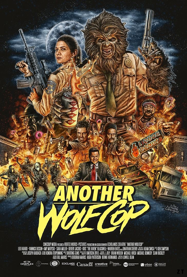 Another Wolfcop (vostfr)