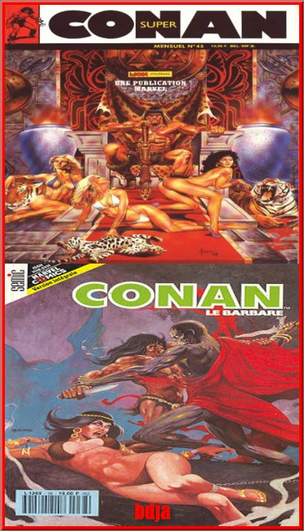 Conan Compilation 164 Tomes HD [COMIC][MULTI]