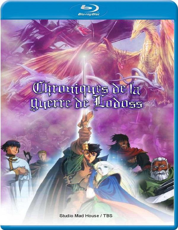 Record of Lodoss War - Complete [13/13] [VOSTFR] [HD720p]
