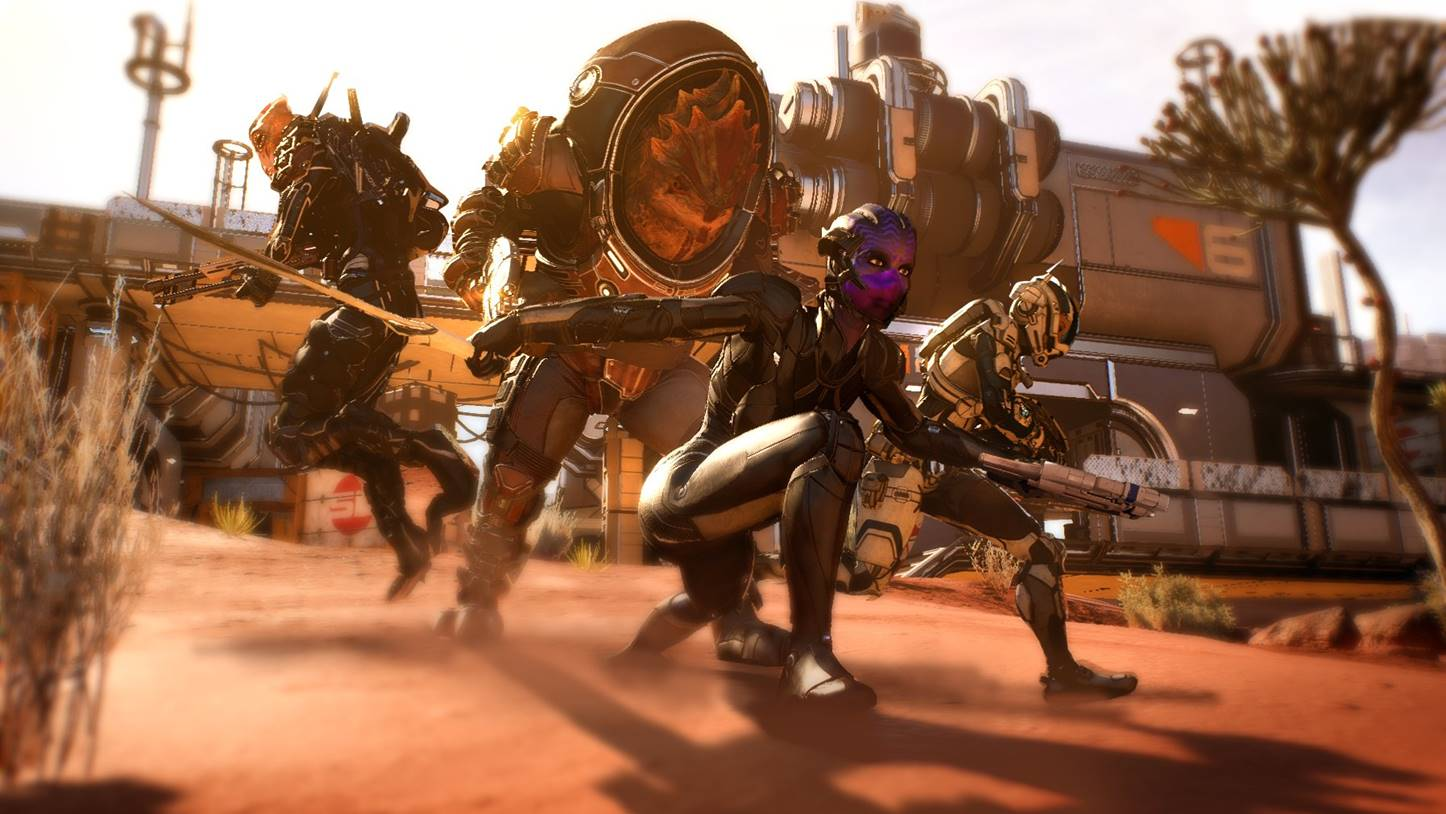 Mass Effect Multijoueur