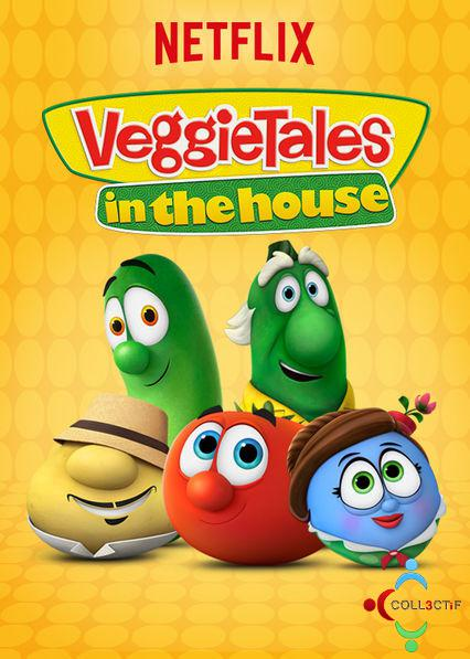 VeggieTales in The House Saison 1