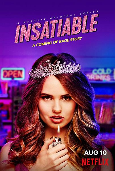 Telecharger Insatiable- Saison 1 [COMPLETE] [12/12] FRENCH | Qualité HD 720p