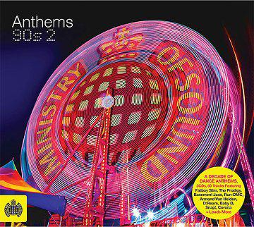 Ministry Of Sound - Anthems 90s Vol.2 (2014)