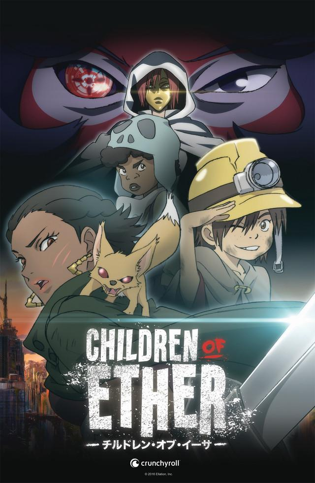 Children of Ether (Vostfr)