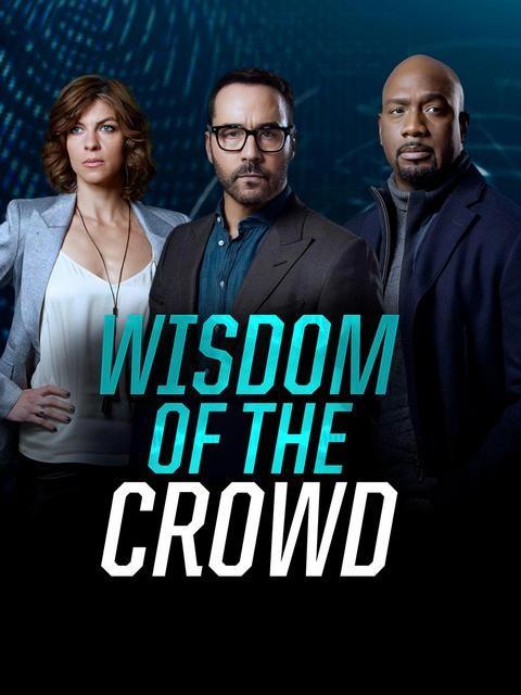 Wisdom of the Crowd- Saison 1 [COMPLETE] [13/13] FRENCH | Qualité HD 720p