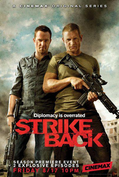 Strike Back – Saison 2