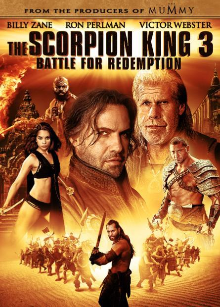 [MULTI] The Scorpion King 3: Battle for Redemption [VOSTFR][DVDRIP]