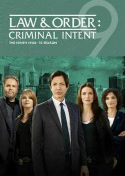 Law And Order: Criminal Intent – Saison 9