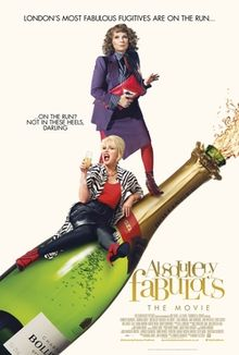 Absolutely Fabulous, le film
