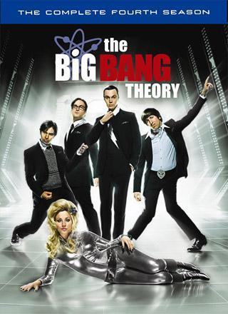 The Big Bang Theory – Saison 4 (Vostfr)