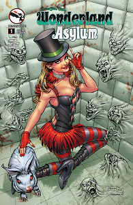 Grimm Fairy Tales Presents - Wonderland Asylum - Tome 01