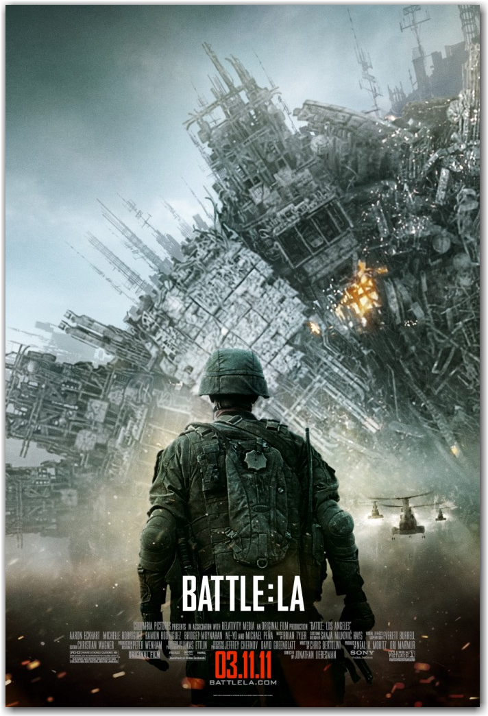 [MULTI] World Invasion : Battle Los Angeles [VOSTFR][DVDRIP]