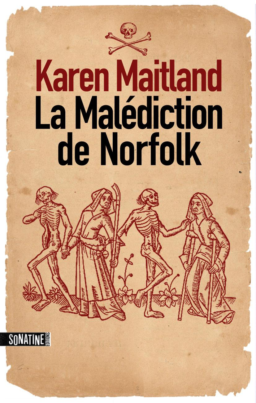Karen MAITLAND - La Malediction du Norfolk (2014)