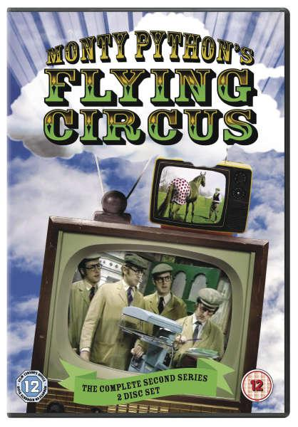 The Monty Python Flying Circus – Saison 2