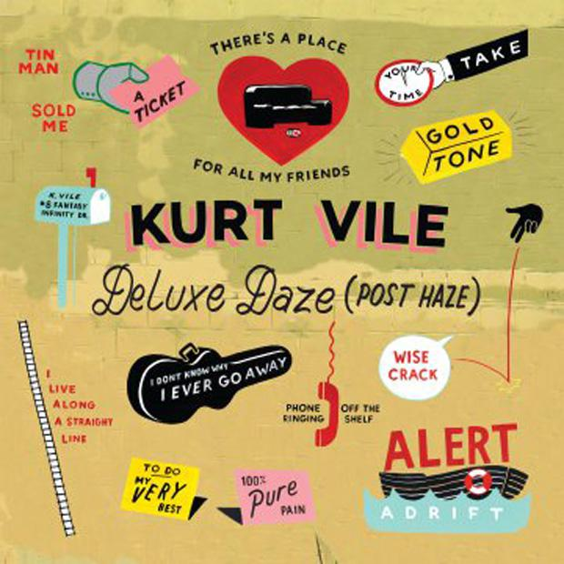 Kurt Vile - Deluxe Daze (Post Haze) (2013) [MULTI]