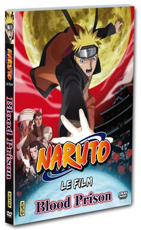 Naruto Shippuden Film 5 : Blood Prison VF