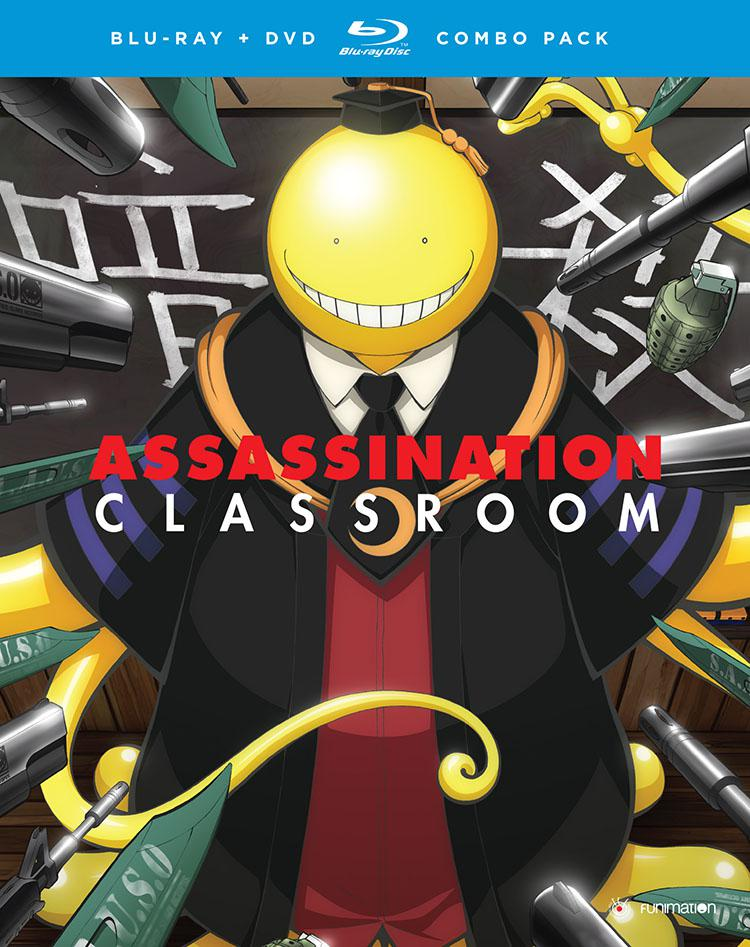 Assassination Classroom – Saison 2