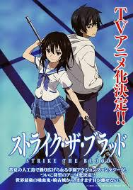 Strike The Blood Saison 1 Vostfr