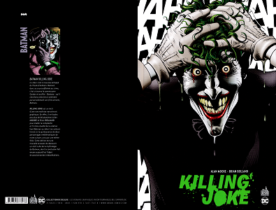 Batman - Killing Joke (Edition Deluxe) [COMICS]