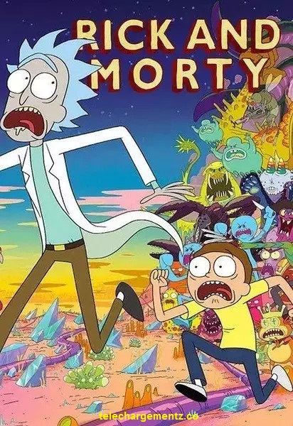 Rick et Morty - Saison 3 [01/??] FRENCH | Qualité HD 720p