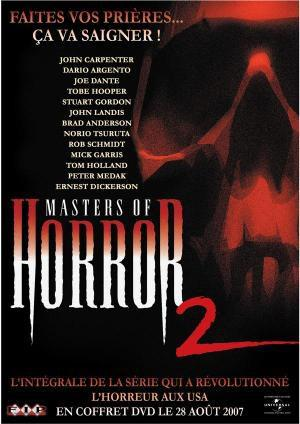 Masters of Horror – Saison 2