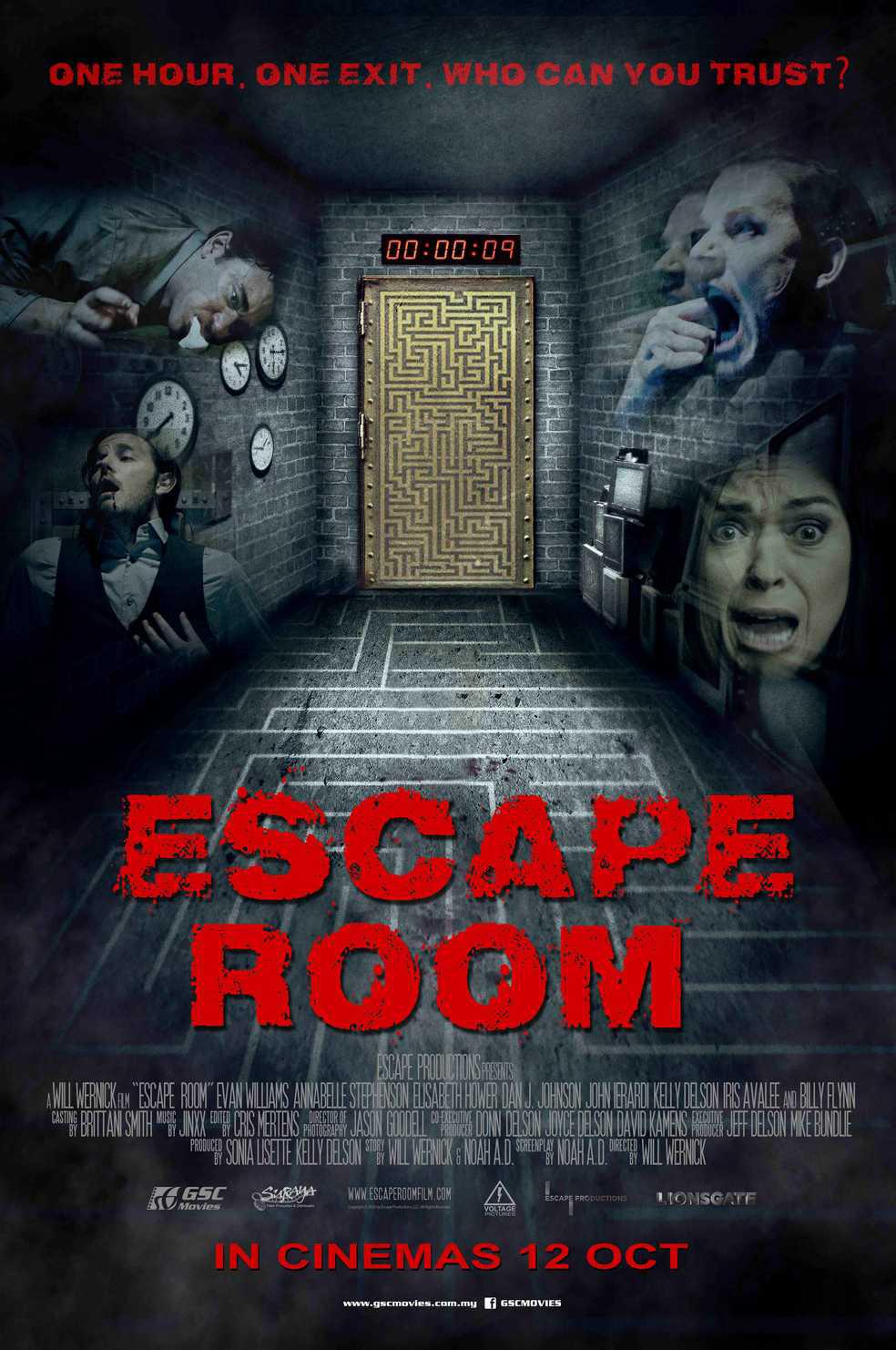 Escape Room (Vostfr)