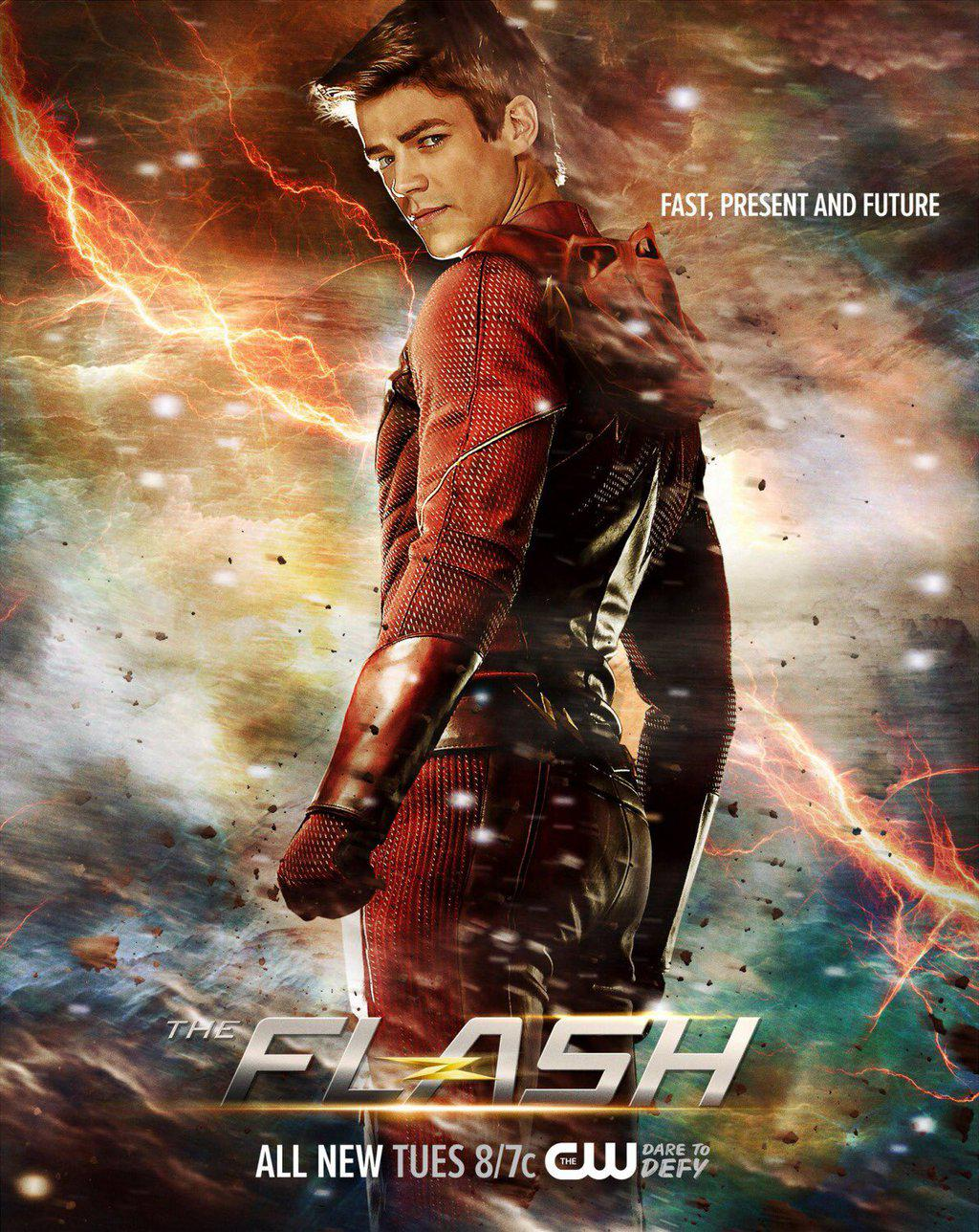 The Flash (2014) – Saison 3 (Vostfr)