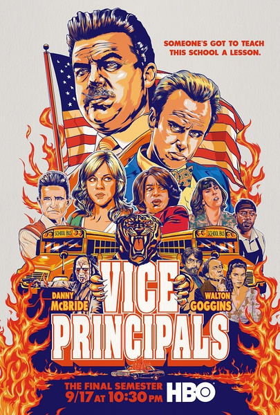 Vice Principals- saison 2 [06/??] FRENCH | HD 720p