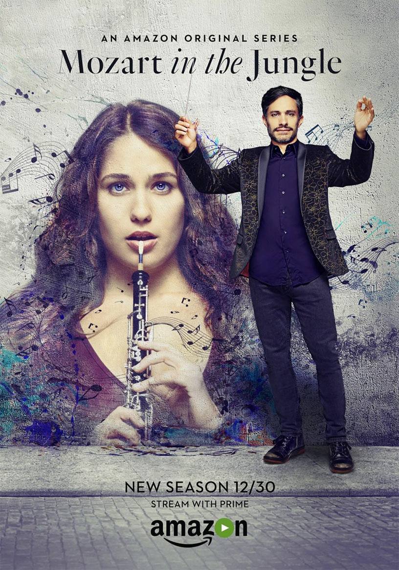Mozart in the Jungle - Saison 3 [04/??] FRENCH | Qualité HDTV