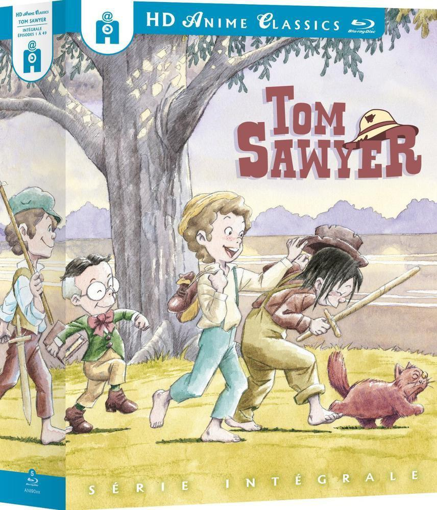 Tom Sawyer – Saison 1