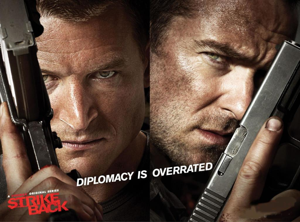 Strike Back – Saison 5 (Vostfr)