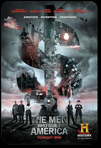 The Men Who Built America – Saison 1