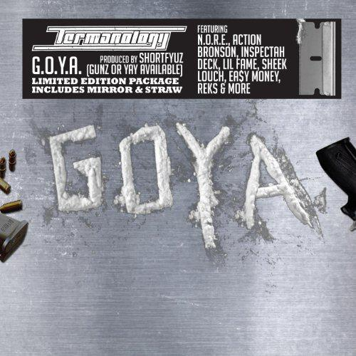 Termanology - G.O.Y.A (Gunz Or Yay Available) (2013) [MULTI]