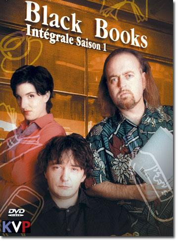 Black Books – Saison 1