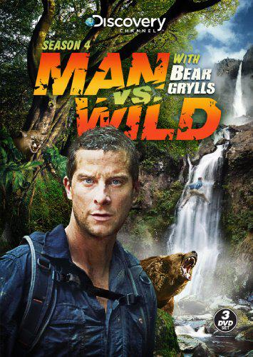 Man vs Wild : seul face à la nature – Saison 4