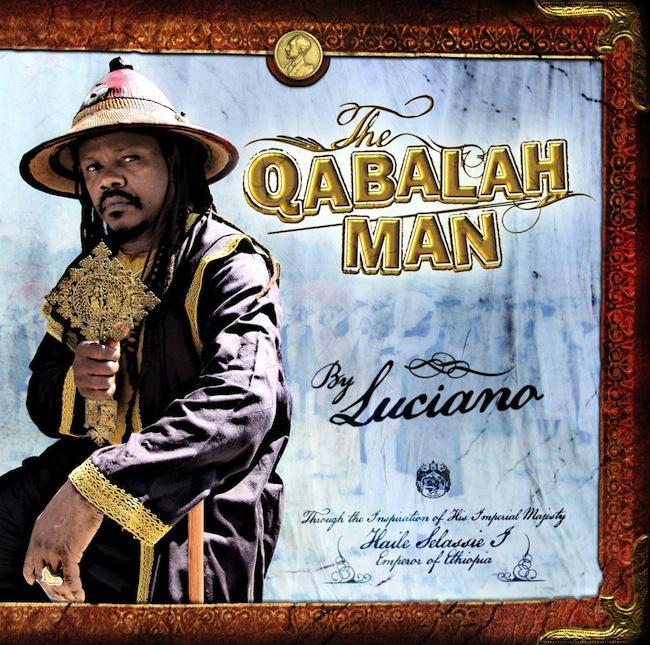 Luciano - The Qabalah Man (2013) [MULTI]