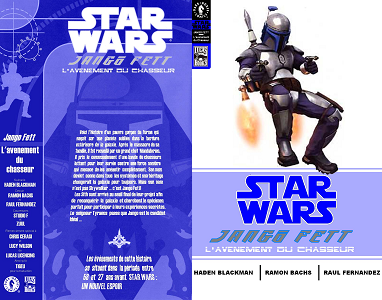 Star Wars - Jango Fett - Open Seasons