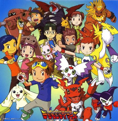 Digimon – Saison 3