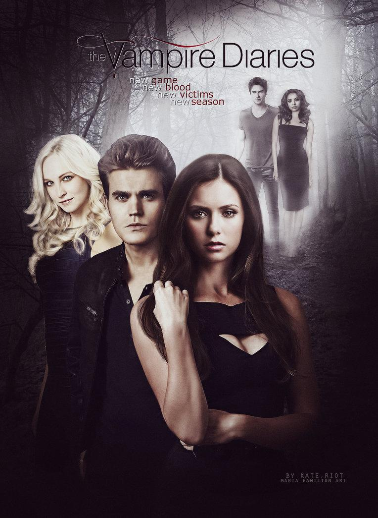 The Vampire Diaries Saison 6 vf