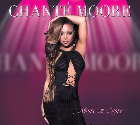 Chante Moore - Moore Is More (2013) [MULTI]