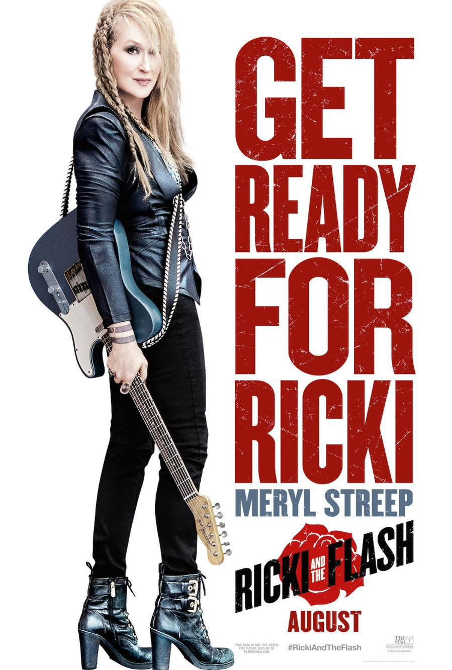 Ricki and the Flash en streaming