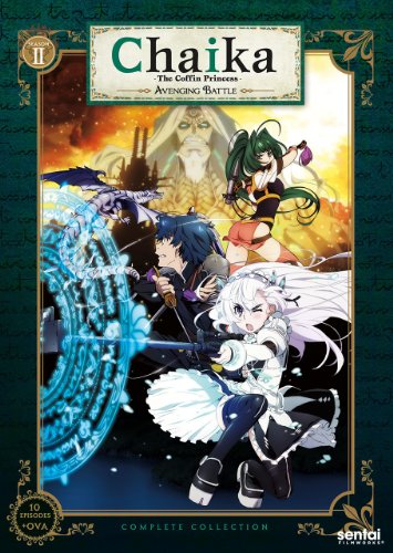 Hitsugi no Chaika (Avenging Battle) – Saison 2 (Vostfr)