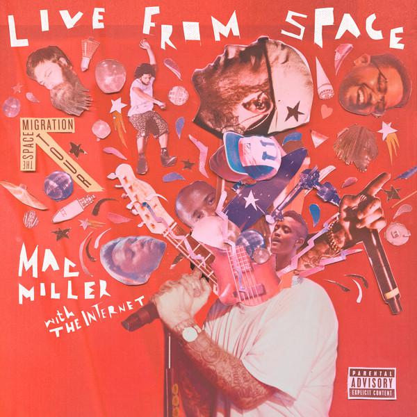 Mac Miller - Live From Space (2013) [MULTI]