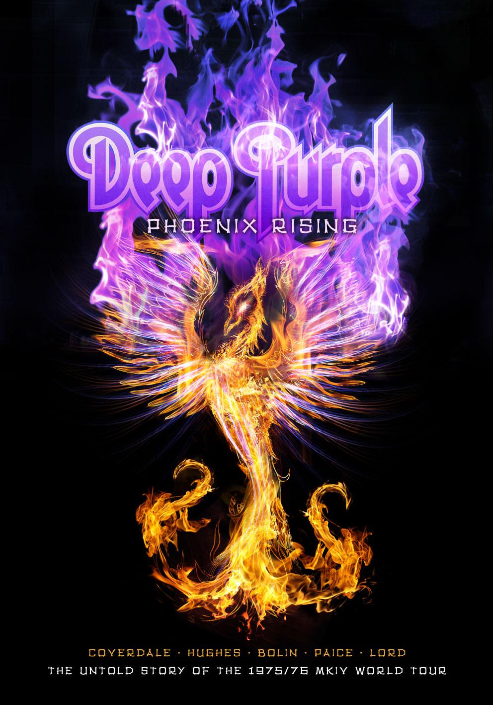 Deep Purple – Phoenix Rising